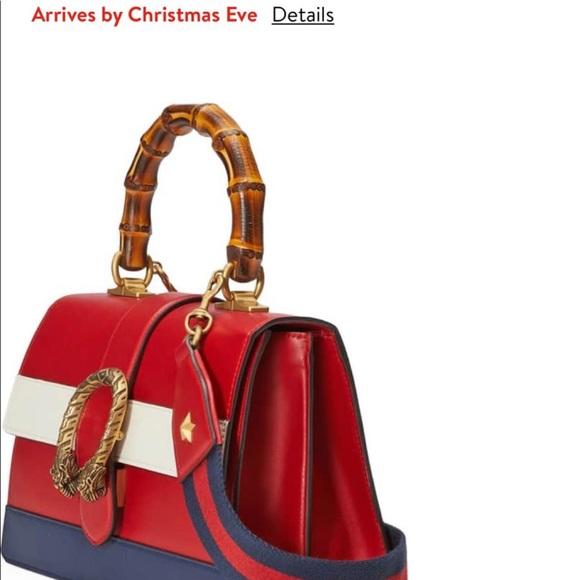 Gucci Handbags - GUCCI Calfskin Medium Dionysus